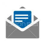 Сlipart Envelope Mail Computer Icon E-mai Mailbox vector icon cut out BillionPhotos