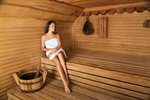 Сlipart Sauna Women Wood Panelling Health Spa Spa Treatment photo  BillionPhotos