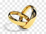 Сlipart Wedding Wedding Ring Ring Heart Shape Gold 3d cut out BillionPhotos