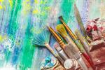 Сlipart artistic artist art background brush photo  BillionPhotos
