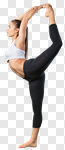 Сlipart Yoga Exercising Women Pilates Sport photo cut out BillionPhotos