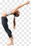 Сlipart yoga collection women set youth photo cut out BillionPhotos