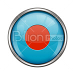 Сlipart Push Button Symbol Badge The Media Multimedia vector icon cut out BillionPhotos