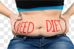 Сlipart Women Abdomen People Overweight Loss photo cut out BillionPhotos