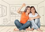 Сlipart Apartment Roommate Moving House Friendship House   BillionPhotos