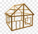 Сlipart Construction Frame House Construction Building Activity Wood 3d cut out BillionPhotos