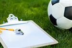 Сlipart Soccer Coach Clipboard Whistle Sport photo  BillionPhotos