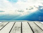 Сlipart background summer dock wood sea   BillionPhotos