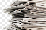 Сlipart Newspaper Journalist Backgrounds articles White photo cut out BillionPhotos