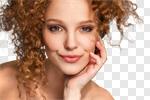 Сlipart Women Beauty Human Face Fashion Model Beautiful photo cut out BillionPhotos