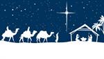 Сlipart Nativity Scene Christmas Jesus Christ Three Wise Men Star vector  BillionPhotos