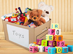 Сlipart Toys in box toy collection soft preschool   BillionPhotos