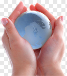 Сlipart Globe Earth Environment Human Hand Global Business photo cut out BillionPhotos