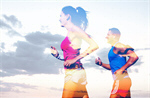 Сlipart running outdoor fit fitness woman   BillionPhotos