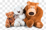 Сlipart Toy Stuffed Animal Child Animal Homemade photo cut out BillionPhotos