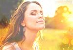 Сlipart Woman enjoy spring Women Healthy Lifestyle Sun Happiness   BillionPhotos