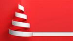 Сlipart Christmas Christmas Tree Paper Christmas Decoration Christmas Card 3d  BillionPhotos